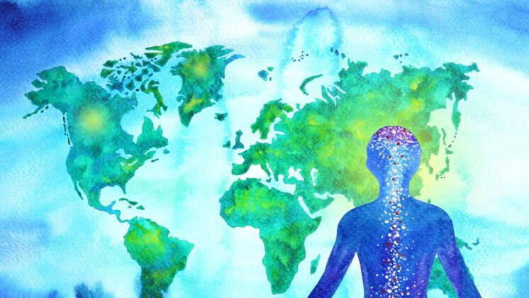 Cultural mindfulness helps connect your spirit with those of people from other cultures
