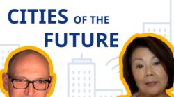 A CEO and an architect discuss the cities of the future.