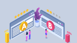 Experimentation Works through the use of methods like A/B tests.